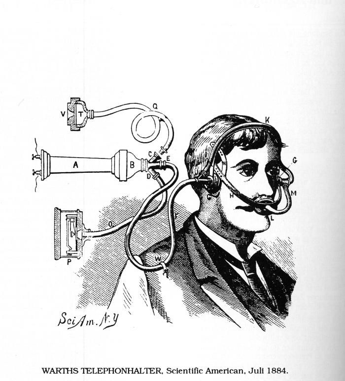 Telephonhalter