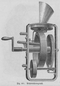 Wilke 1897 Der Puppenphonograph S. 594