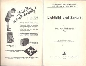 Lichtbild und Schule