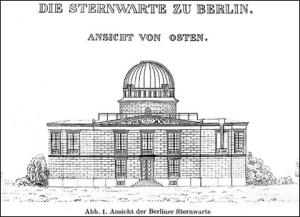 Sternwarte zu Berlin 1840