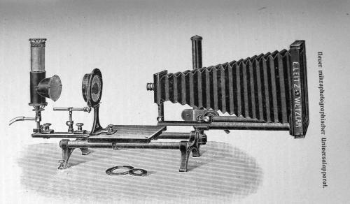 Mikroskopischer Universalapparat