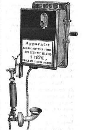 Fernspechstelle in Christiana Prometheus 8. Jg. 1897 Nr. 406 S. 661